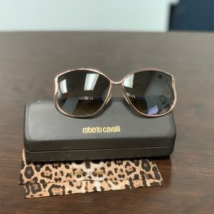Authentic Roberto Cavalli Women's Sunglasses